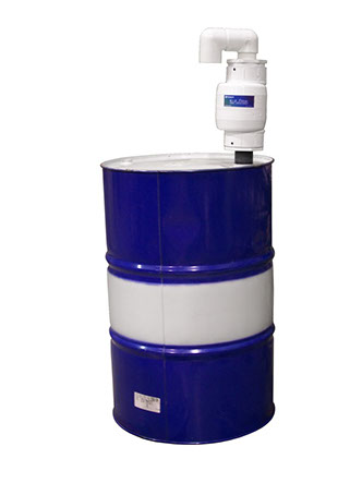 Deep Bed Activated Carbon Air Scrubber For Drum Vents
